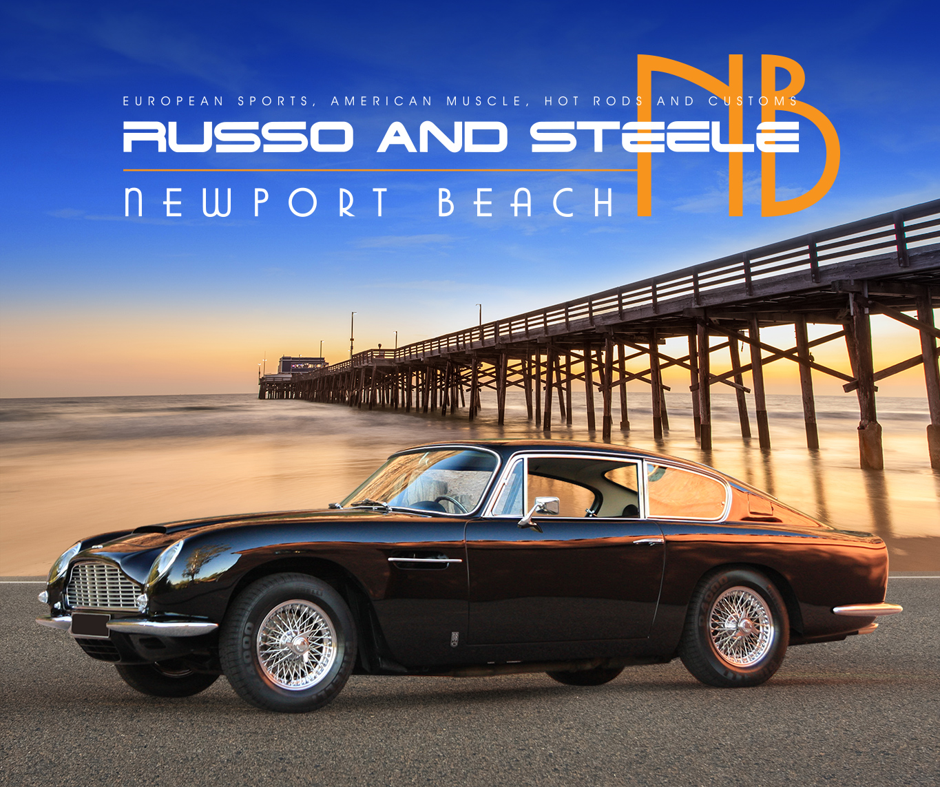 Russo and Steele Collector Car Auction – Newport Beach | Sports ...